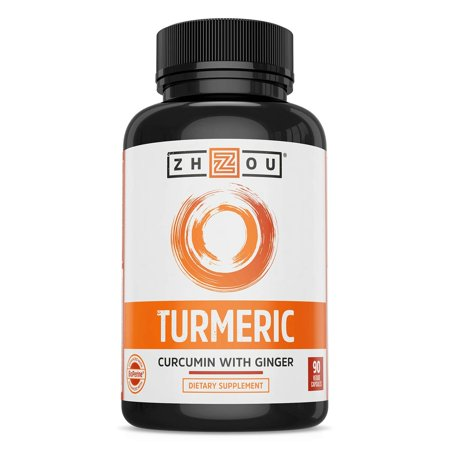 - Turmeric Curcumin and Ginger with Bioperine 1800 mg – Includes 95% Curcuminoids – Extra Strength Antioxidant for Maximum Joint Comfort and Mobility - Non-GMO & Gluten Free - 90 Veggie Capsules