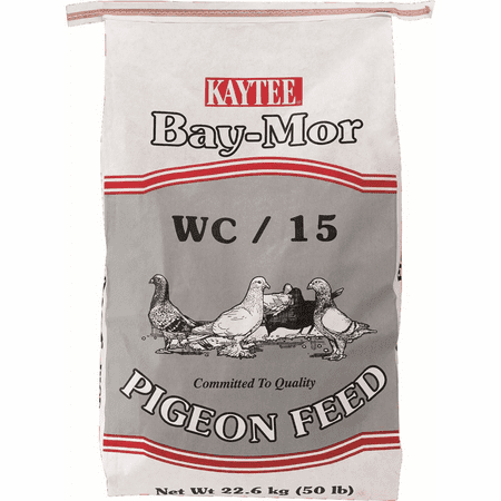 Bay Mor Pigeon Feed WC15 50 Lb (Pigeon Supplies)