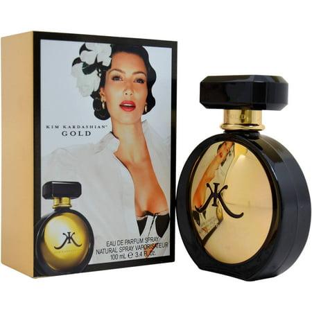 Kim Kardashian Kim Kardashian Gold Edp Spray  3 4 Oz