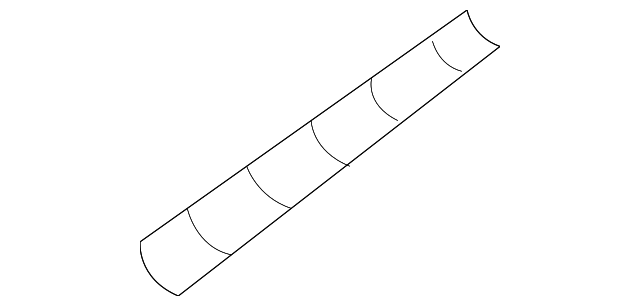 Genuine Nissan Antenna Mast 28215-JG40B