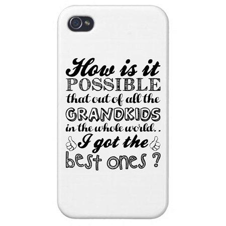 Best Grandkids IPhone 5 5s Case