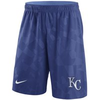 Kansas City Royals Nike Knit Shorts - Royal