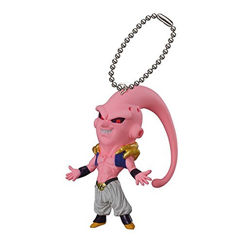 Bandai Dragonball Z UDM 7 Mascot Burst Keychain Figure 2 Gotenks