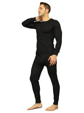 74d104a3b4cc2 Product Image Gilbin's Fashion Men's Soft 100% Cotton Thermal Underwear  Long Johns Sets - Fleece Lined