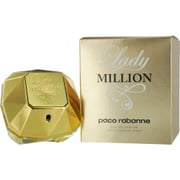 PACO RABANNE LADY MILLION EAU DE PARFUM SPRAY 1 OZ By Paco Rabanne