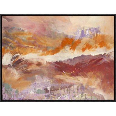 Global Gallery Iride By Italo Corrado Framed Painting Print On Canvas