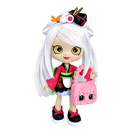 Shopkins Shoppies Sara Sushi Doll Figure