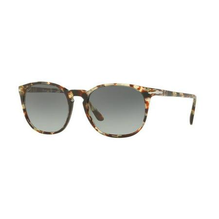 266b61b884 Persol - Sunglasses Persol PO 3007 S 105771 HAVANA-GREY-BROWN ...