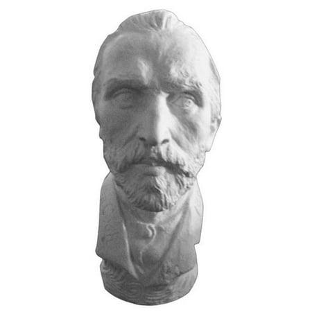 - Torino GES-200-6 Plaster Cast Of Vincent Van Gogh Sculpture