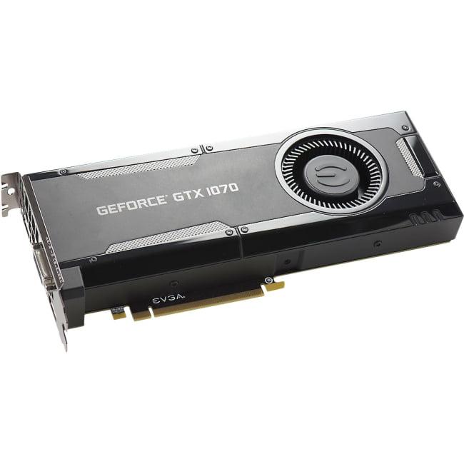 EVGA GeForce GTX 1070 GAMING, 8GB GDDR5, DX12 OSD Support...