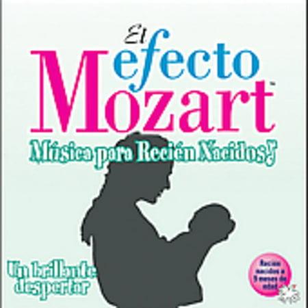 Efecto Mozart: Musica Para Recien Nacidos / Various (Musica Para Celebrar Halloween)