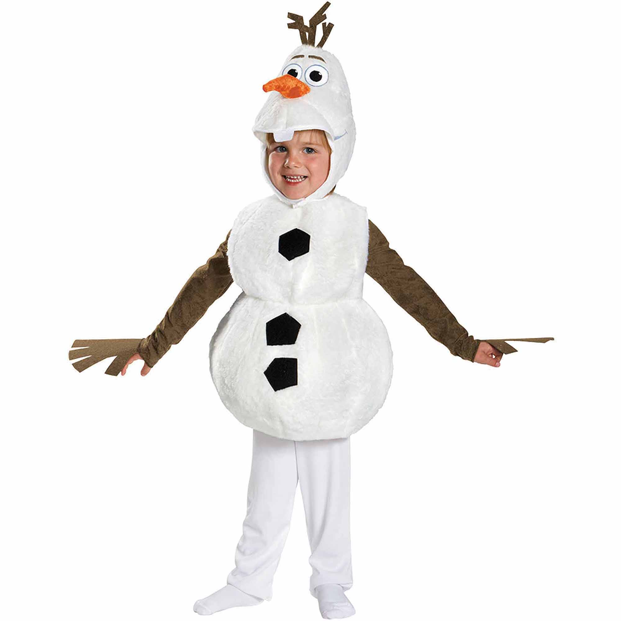Olaf Toddler Deluxe S (4-6)