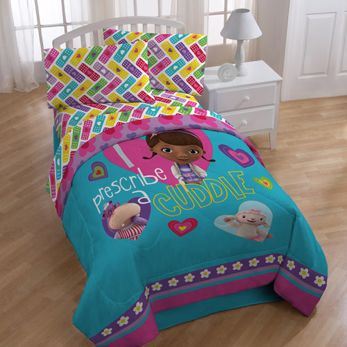 doc mcstuffins bedroom set doc mcstuffins bedding comforter walmart 15192