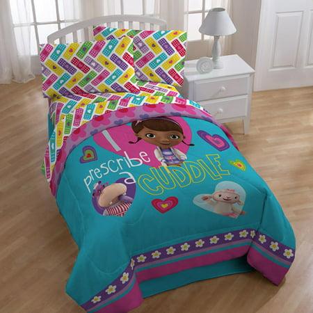 Doc McStuffins Bedding Comforter - Walmart.com