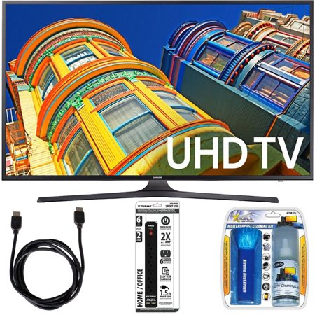 samsung 65 class ku6290 6 series 4k ultra hd tv w. Black Bedroom Furniture Sets. Home Design Ideas