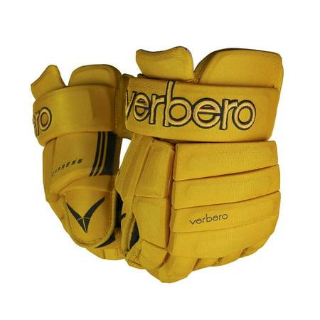 Verbero Cypress 4-Roll Hockey Gloves (Vintage Brown)
