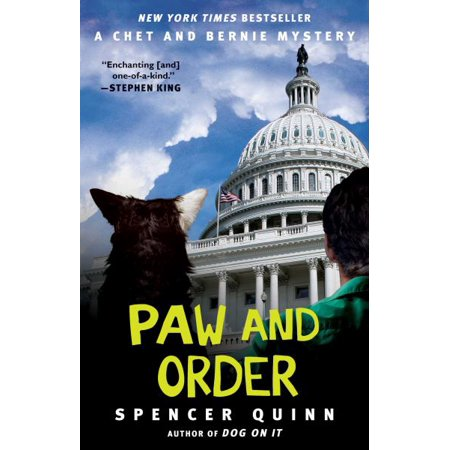 Paw and Order (Chet and Bernie Mystery) - image 1 of 1