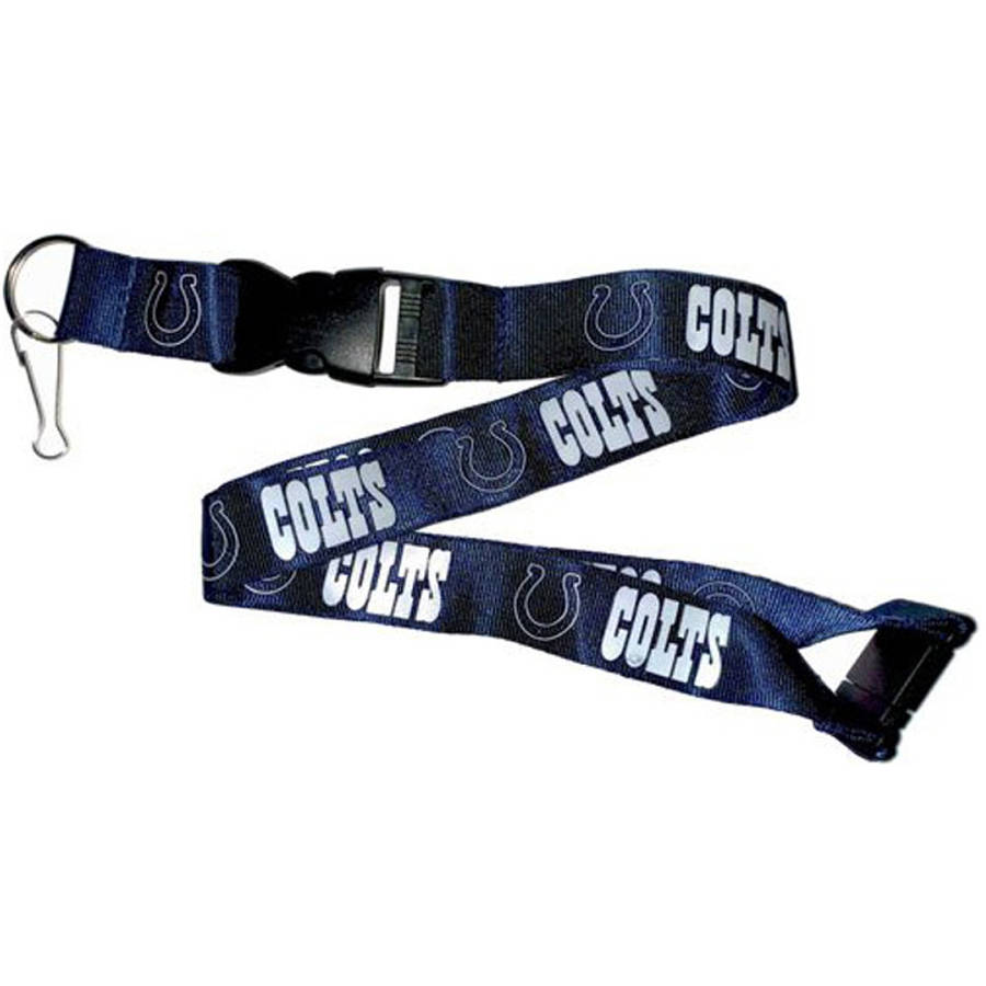 NFL Indianapolis Colts Original Team Lanyard Keychain