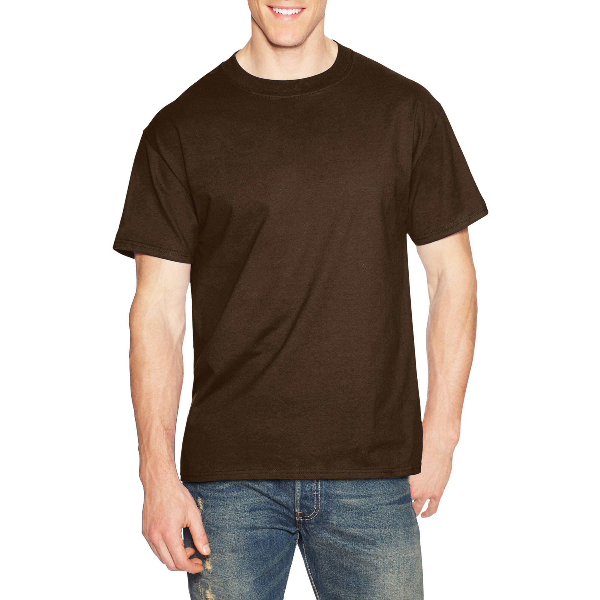 Hanes Big Men's Beefy Short Sleeve T-shirt