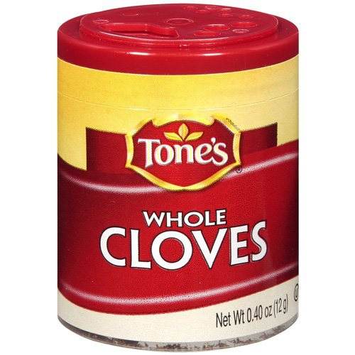 Tone's Whole Cloves, .4 oz