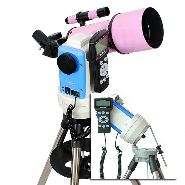 Twinstar 80mm GPS Computerized Refractor Telescope with E...