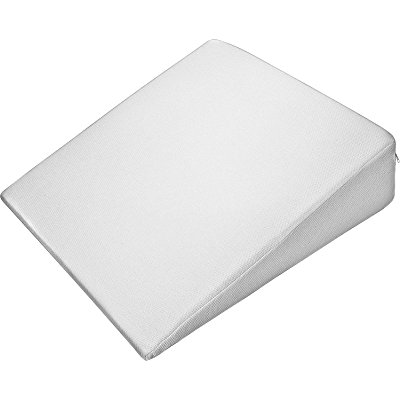 pharmedoc bed wedge support pillow washile case premium therapeutic support for sleeping back
