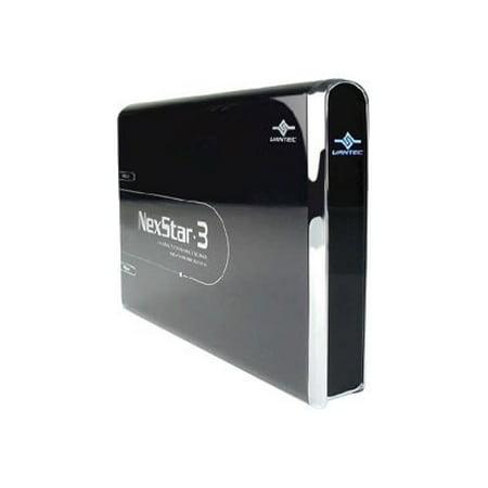 Vantec NexStar 3 NST-260U2-BK - storage enclosure - ATA - USB 2.0