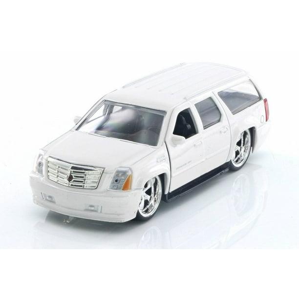 2007 Cadillac Escalade, White
