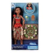 Disney Store Princess Moana Hair Play Doll New with Box