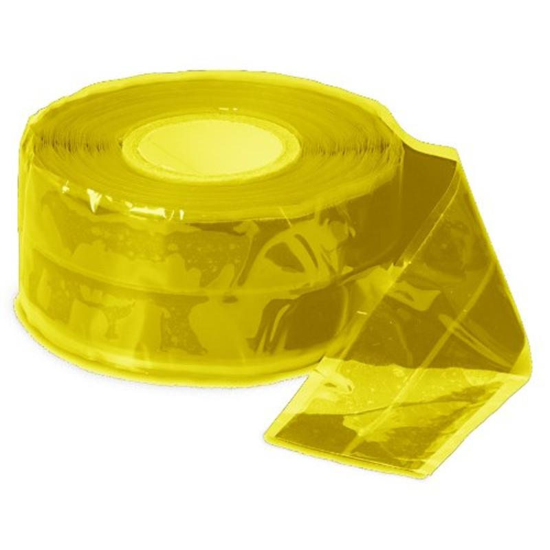 "Lw 1"" X 10' Silicone Self-Sealing Tape, Yellow GB-Gardner Bender Electrical Tape"