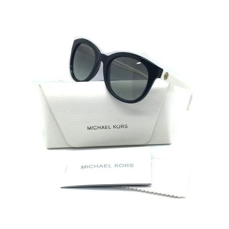 c8b705fc5210f Michael Kors - Michael Kors Women Black Square New Sunglasses MK 6019 Champagne  Beach 305211 2N 53 Plastic - Walmart.com