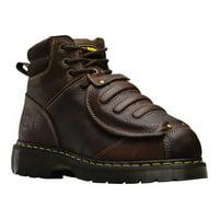 Dr. Martens Work Ironbridge Tec-Tuff Safety Toe 8 Tie Boot