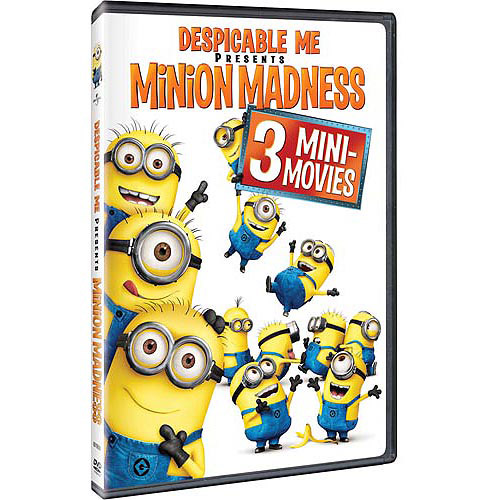 Despicable Me Presents: Minion Madness (Exclusive) (WALMART EXCLUSIVE)
