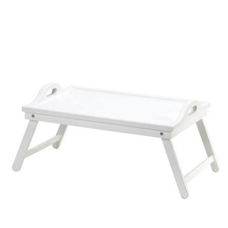 Breakfast In Bed Trays Fruit Serving Tray With Legs White Folding
