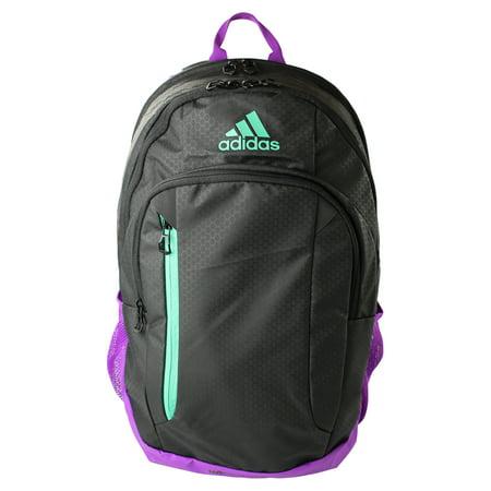 27d0298651 adidas - Unisex Mission Backpack Black - Walmart.com