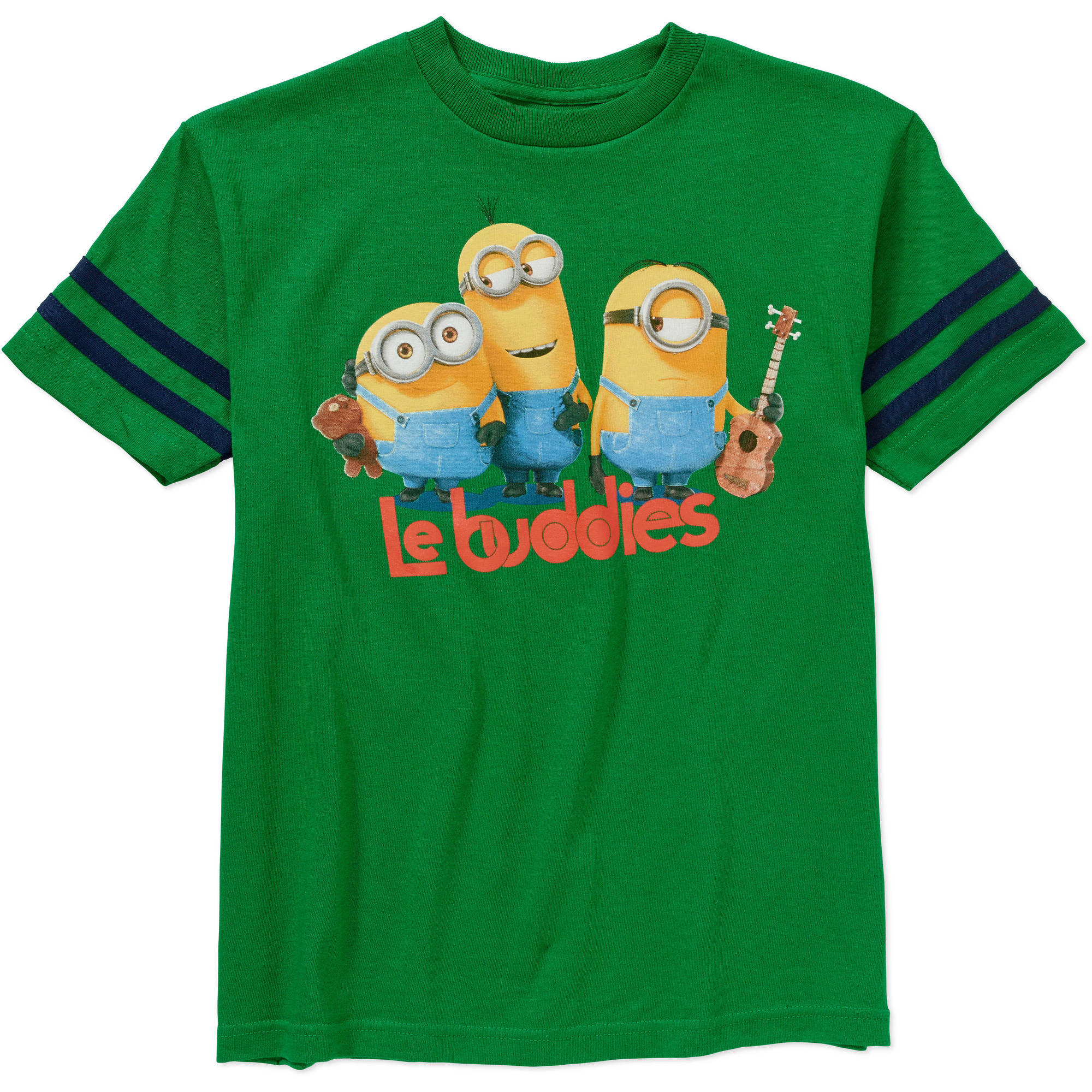 Minions Boys' Le Buddies Graphic Tee