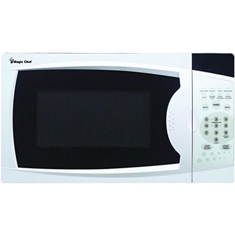 Magic Chef 0.7 Cu.ft. 700w Microwave with Digital Touch