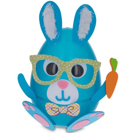 Large Bunny DIY Easter Egg Craft Kit 8 Inches (Diy Halloween Arts And Crafts)