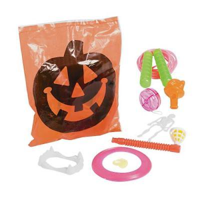 Toy-Filled Halloween Goody Bags Per Dozen