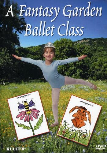 A Fantasy Garden Ballet Class by KULTUR VIDEO