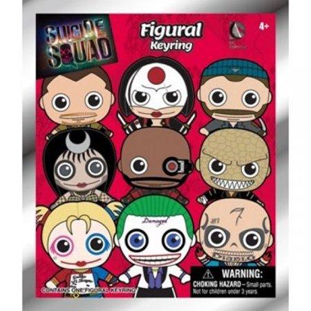 DC Comics Suicide Squad Key Chain Figural 24 Blind Bag Packs