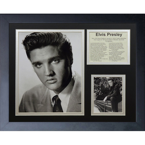 Legends Never Die Elvis  Presley The Movies Framed Memorabili