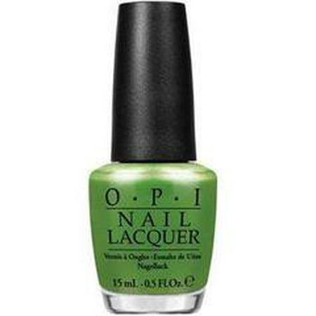 OPI Nail Lacquer Polish .5oz/15mL - My Gecko Does Tricks H66 (Polished Gecko)
