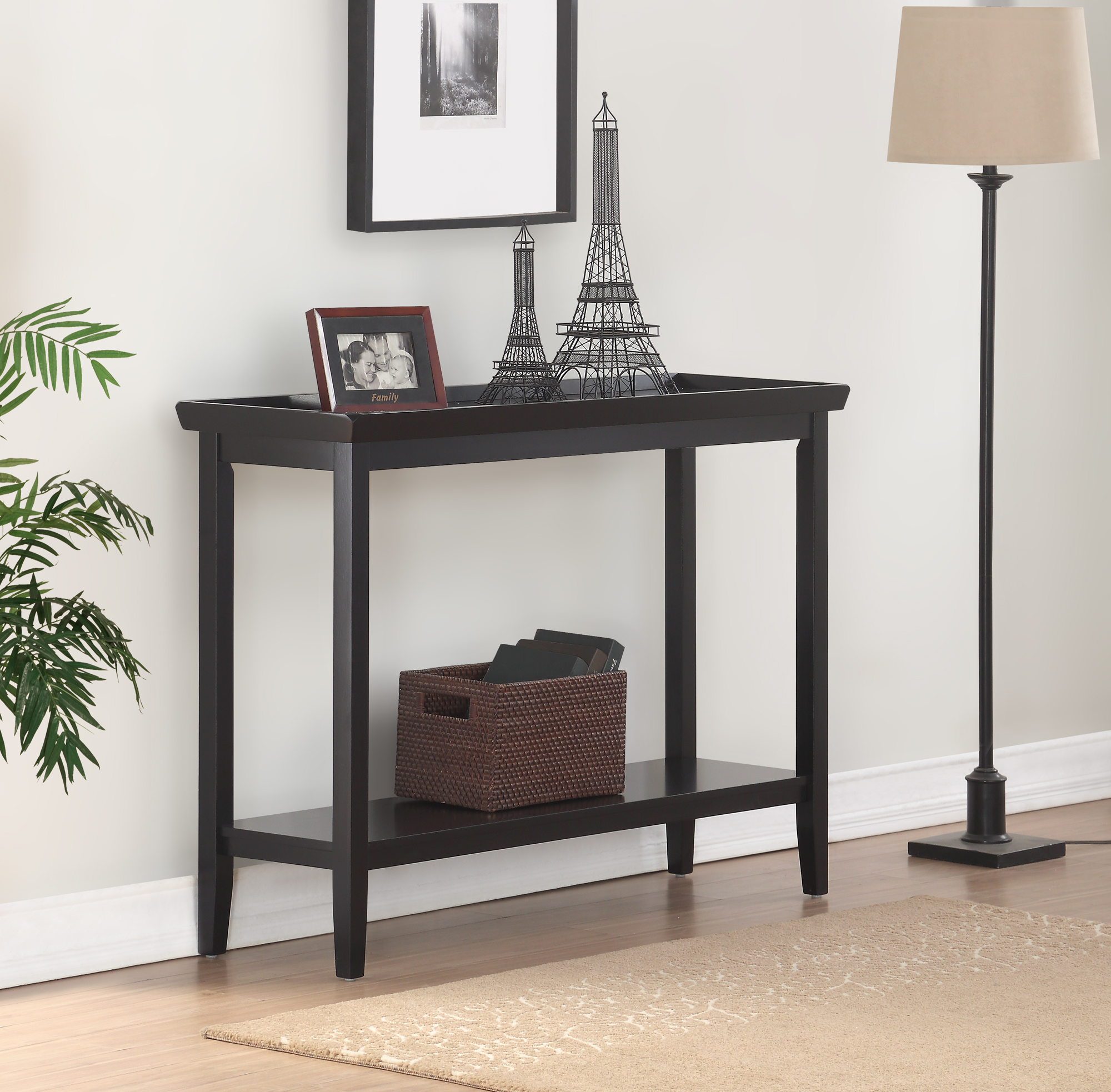 Convenience Concepts Ledgewood Console Table