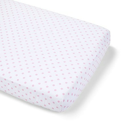 Pink polka dot crib sheet 28 images sweet jojo designs for Bathroom s bandcamp