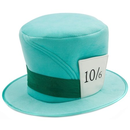 Disney Alice in Wonderland The Mad Hatter Costume Hat](Disney Alice Costume)