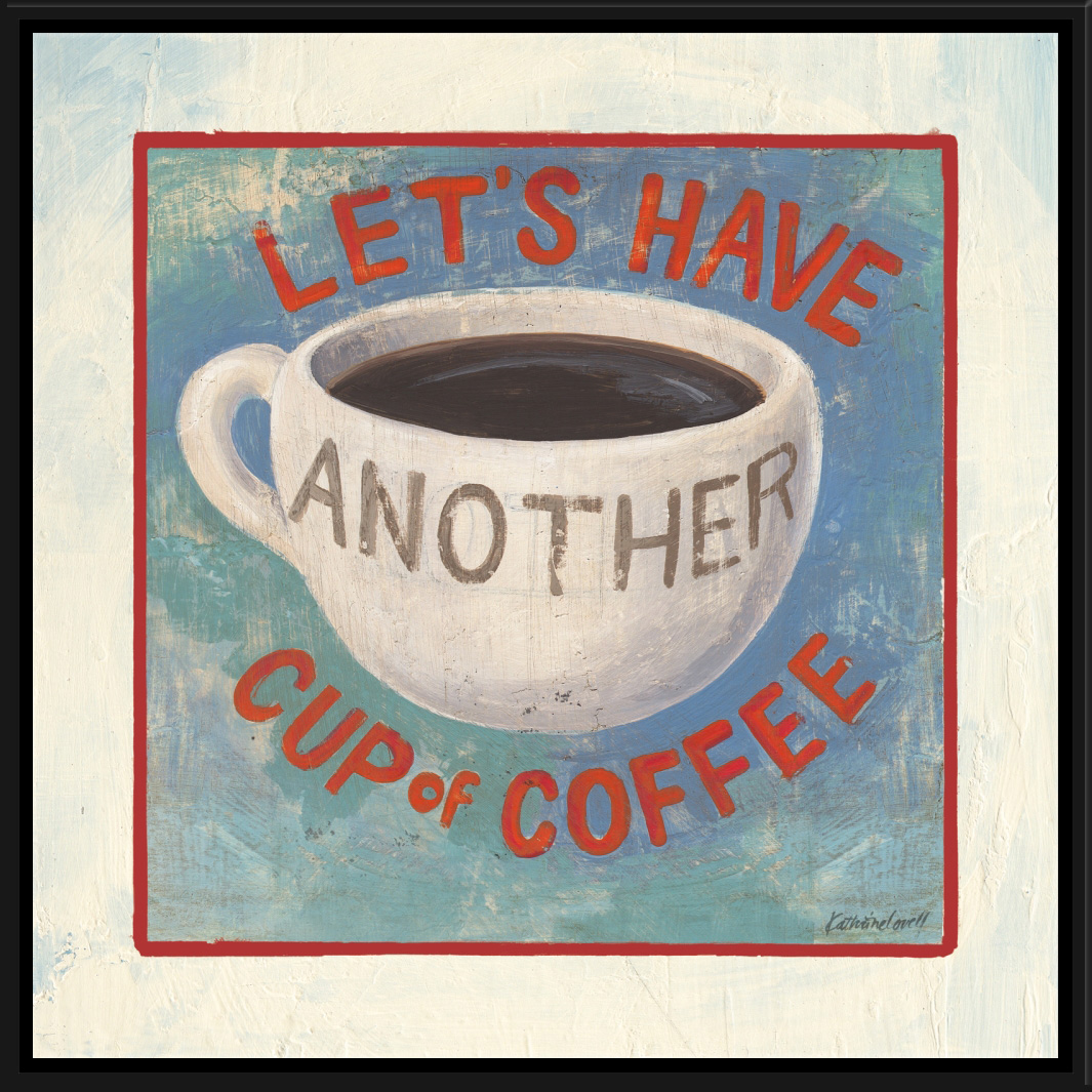 PTM Images Another Cup of Coffee
