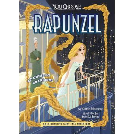 Rapunzel : An Interactive Fairy Tale Adventure