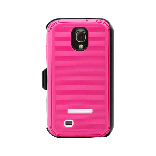 Body Glove ToughSuit Rugged Series Case for Samsung Galaxy S4 (Raspberry White) 9346502 by Body Glove