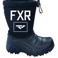 FXR Youth Shredder Boot Authentic Waterproof Lightweight EVA Snowmobile Snocross